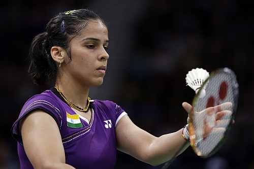 Saina, only the second Indian woman to win an Olympic medal