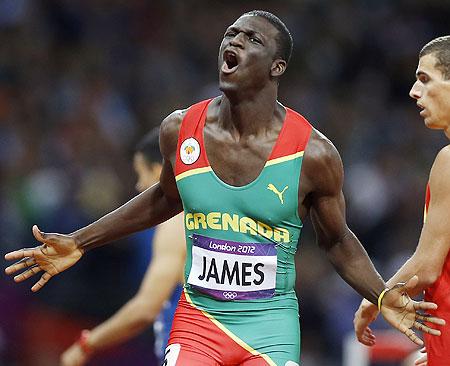 Kirani James of Grenada