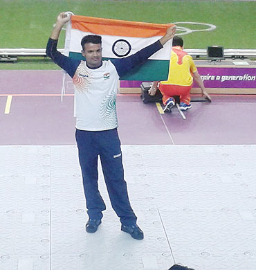 'I am not entirely satisfied, but winning silver is also special'