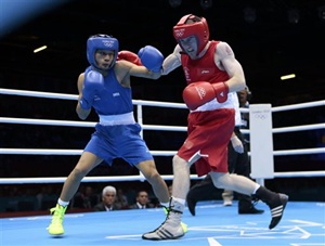 Devendro goes down fighting to Ireland's Barnes