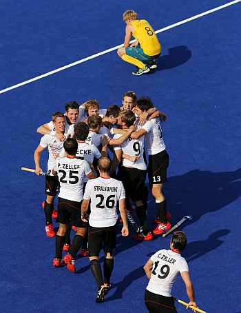 Germany hockey team