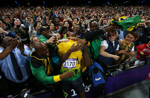 PHOTOS: Memorable moments from London Games