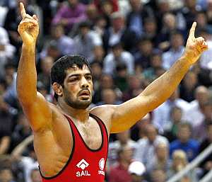 Sushil determined to give his best