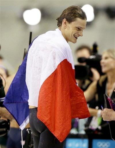 France's Yannick Agnel