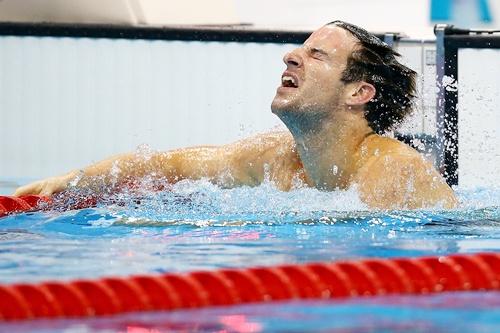 James Magnussen of Australia