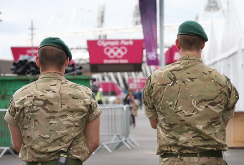 Military solution heightened fears of grim Games