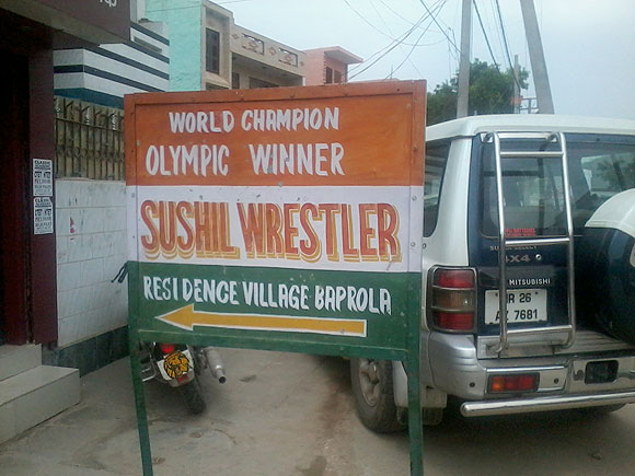 Family awaits Olympic champion Sushil Kumar's return