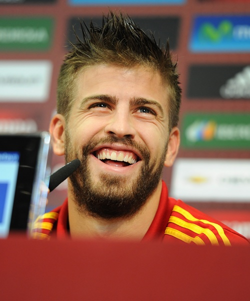 Gerard Pique
