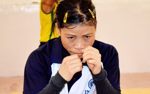 Mary Kom wants foreign coach for women boxers