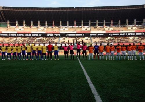 Brazil Masters XI beat IFA XI 3-1