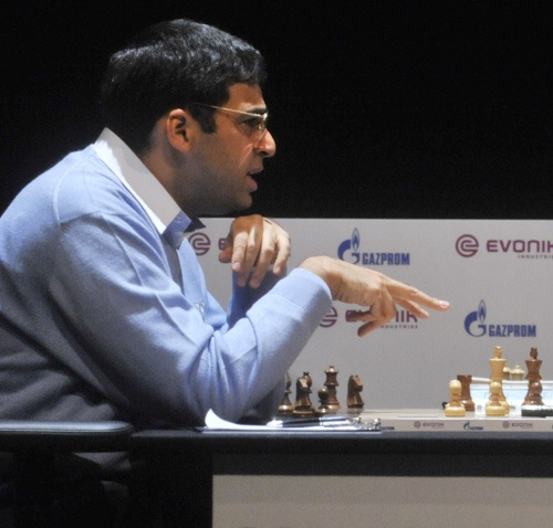'I don't expect to be playing top chess when I am 60'