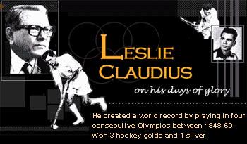 Leslie Claudius