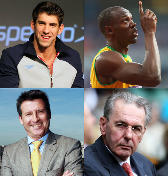 PHOTOS: The 2012 Sporting Year In Quotes