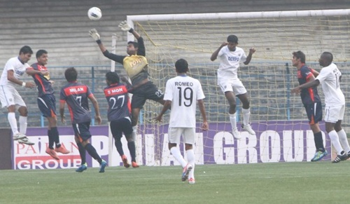 I-League: Abranches scores a brace in Dempo's 2-1 win