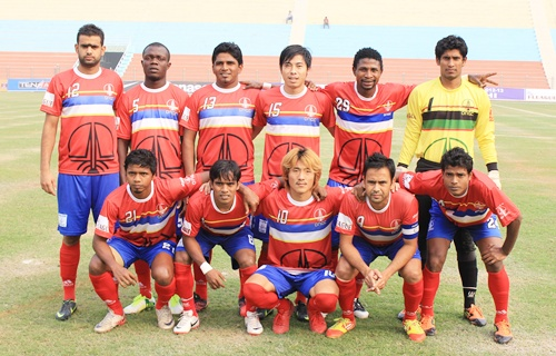 ONGC bag crucial three points