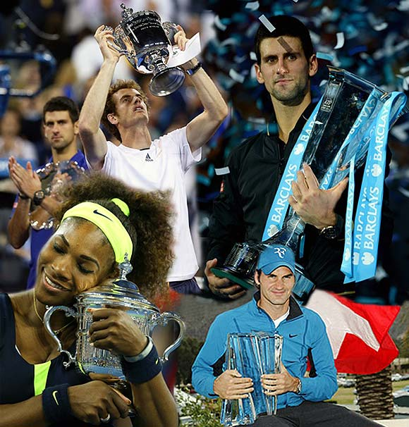Tennis year-ender: Murray achieves milestone, regrets for Nadal