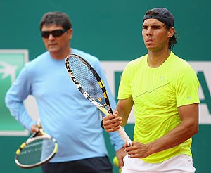 Nadal will reflect on the past year with regret