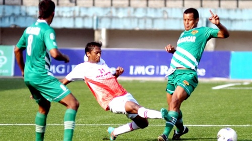 I-League: Salgaocar demolish Air India