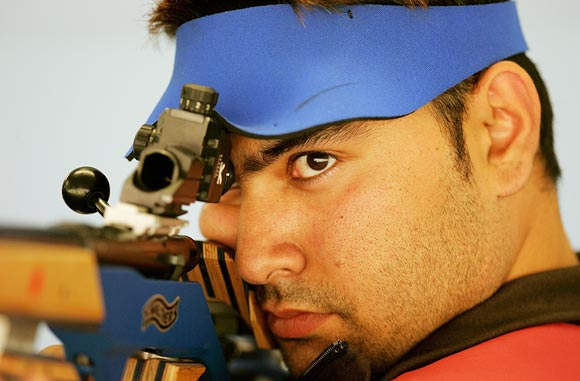 Highest number of shooters battle for 'quota place'