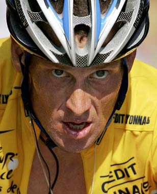 Landis accused Armstrong of using performance-enhancing drugs