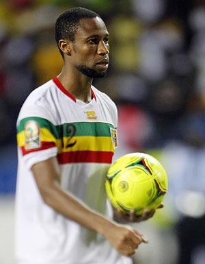 Mali's Seydou Keita