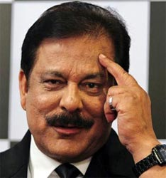 Subrata Roy