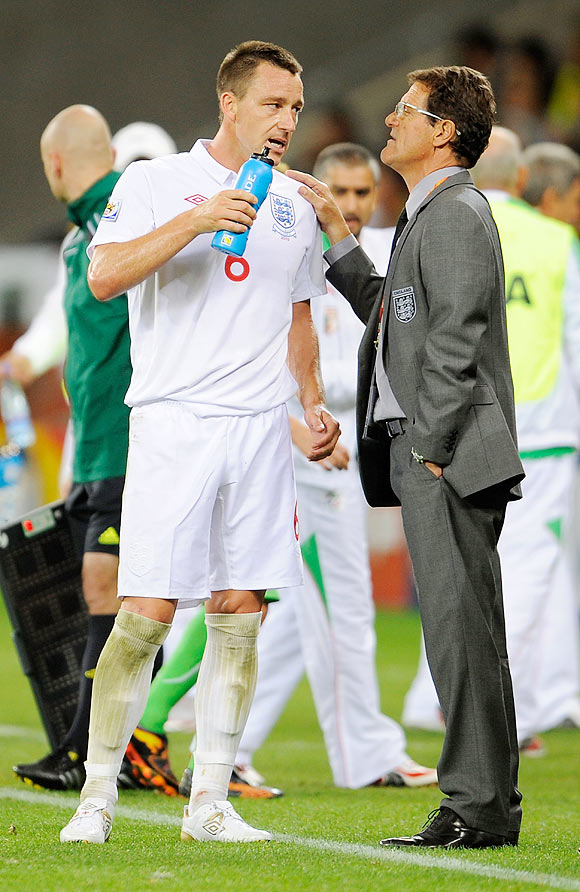 Capello failed to grip the English game and mentality