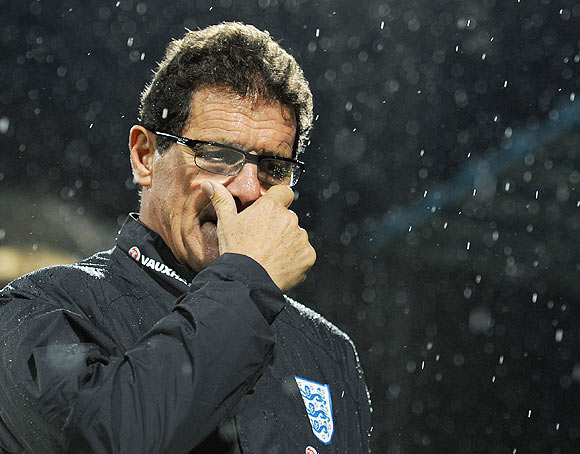Capello enjoyed a lengthy honeymoon period