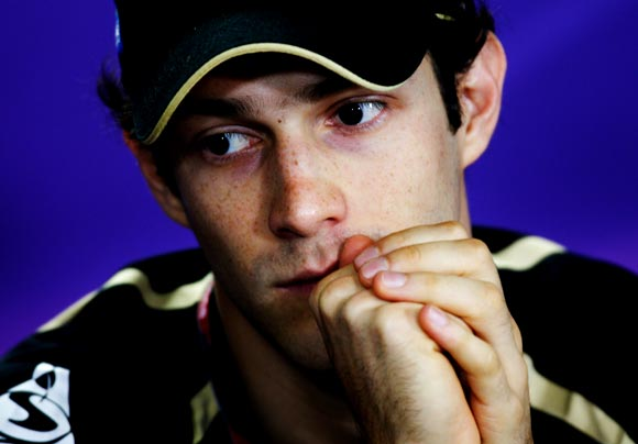 Ayrton's death stalled Bruno's career