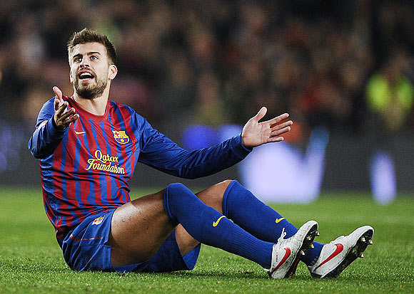 'For us, Pique is untouchable'