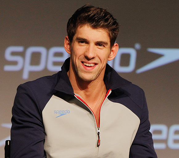 Phelps growing in confidence as London Games loom