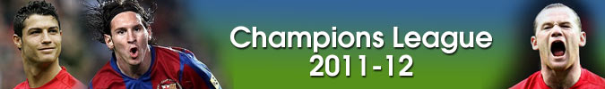 UEFA CHAMPIONS LEAGUE 2011-12