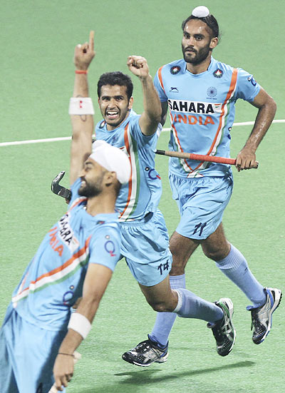Hockey qualifier: India one win away from realising London dreams