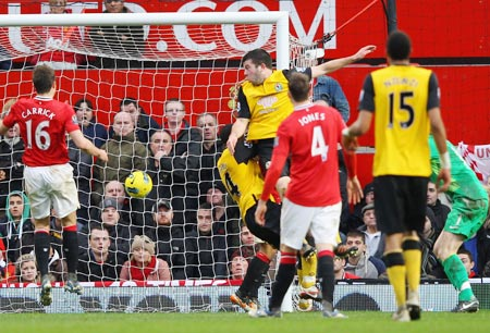 Man United bogged down by injuries and lethargy