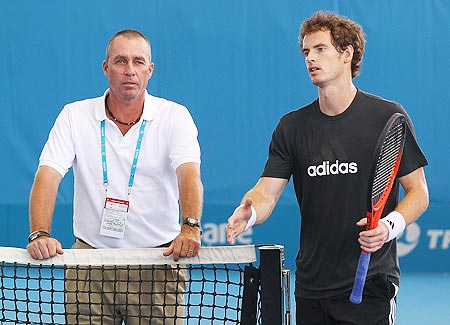 Murray ensures perfect start for Lendl
