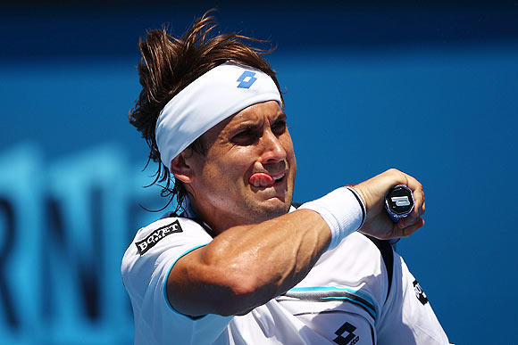 Ferrer moves into second round