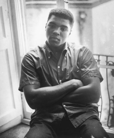 American Heavyweight boxer Cassius Clay (later Muhammad Ali), 4th August 1966