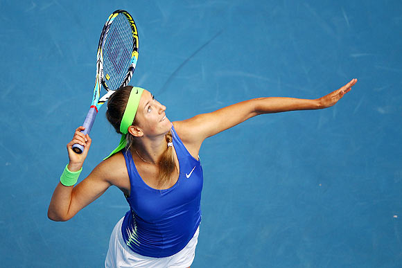 Anything can happen in the final: Azarenka