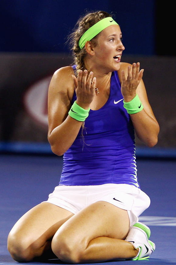 It's a dream come true: Azarenka