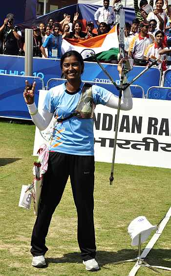Olympic medal is my dream, my life, says archer Deepika