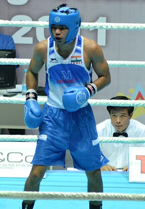 'People in South India like studying a lot, those in Haryana like boxing'