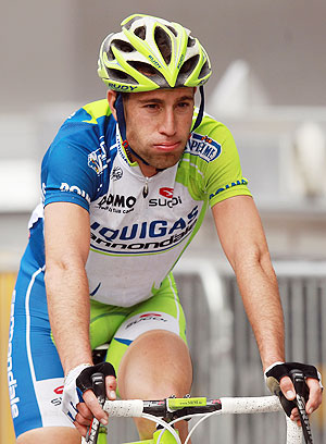 Vincenzo Nibali of Italy
