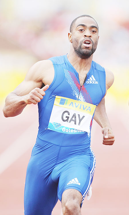Tyson Gay