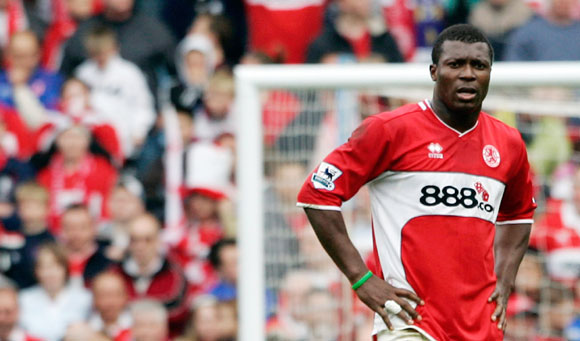 Yakubu's goals couldn't help Blackburn stave off relegation