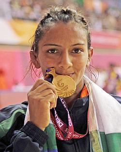 medals won by geeta phogat