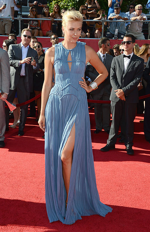 PHOTOS: Sharapova, Hantuchova sizzle at ESPY awards