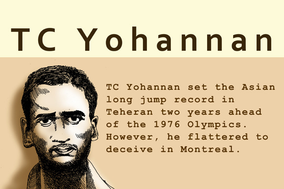 Yohannan disappointed in the Montreal Games