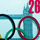 London Olympics 2012 schedule July 26