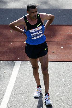 Abderrahim Goumri of Morocco