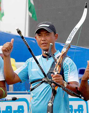 It is Tarundeep Rai's second Olympics